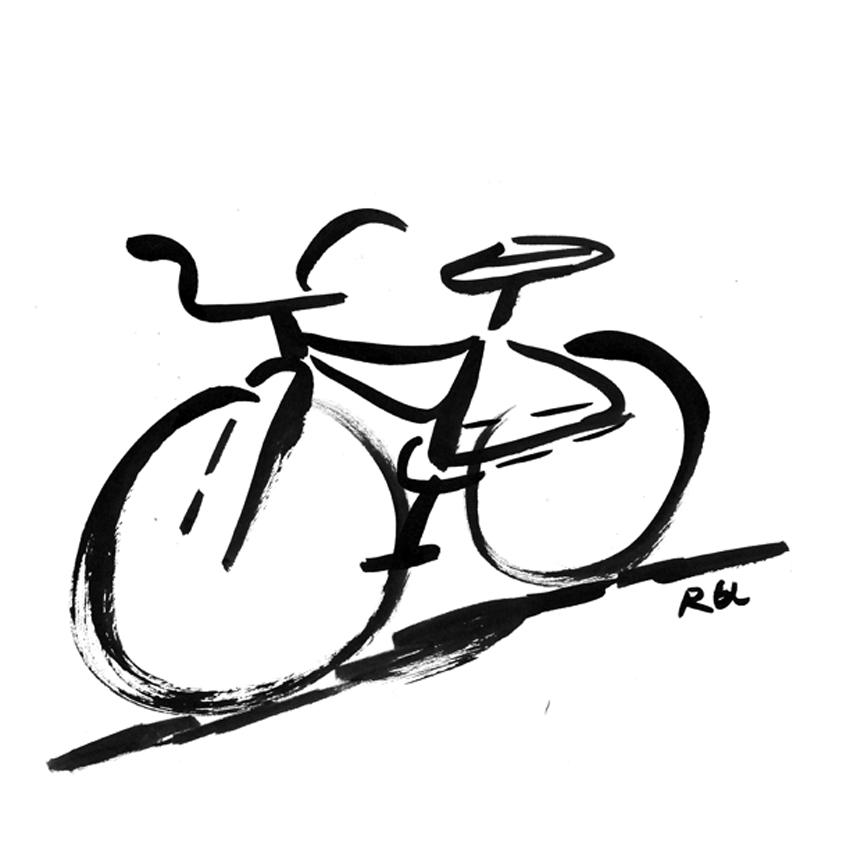 Bicycle Kids Drawing Bikes 03